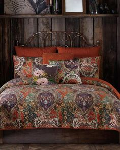 Fiona Luxury Quilt-Print-Quilts-Bedding-Bed & Bath | Stein Mart