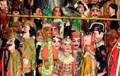 Burattini e marionette : la collezione Gambarutti in mostra a Savona