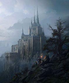 Castle of Darkfall.
