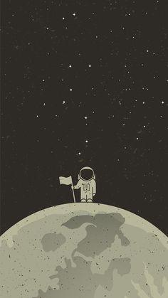 ...Siempre en la Luna...