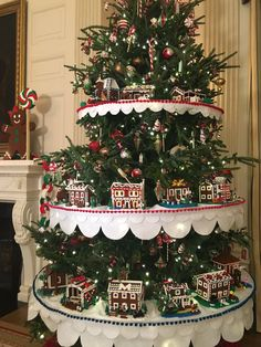 This Is How the White House Does Christmas — Kitchn Goes to Washington