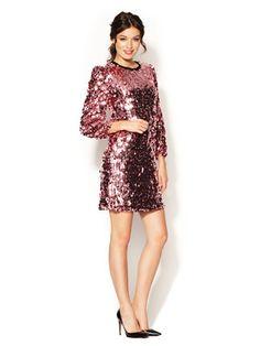 Dolce & Gabbana Sequin Embellished Shift