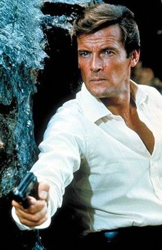 The Spy Who Loved Me (1977): Roger MOORE (James Bond)