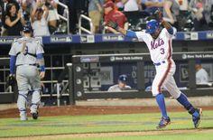 Mets dejan en el terreno a Dodgers con jonrón de Granderson empatando la punta.