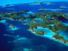 Rock Islands Southern Lagoon - Palau