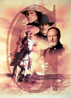 GERONIMO: AN AMERICAN LEGEND, Wes Studi, Jason Patric, Robert Duvall, Gene Hackman, 1993, poster art