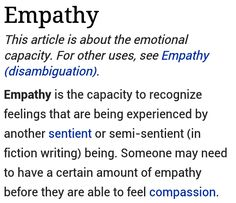 Empathy. Compassion. Remember these next time you walk past a person in need.
