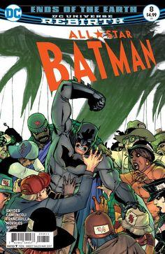 First Look at ALL STAR BATMAN #8