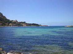 Golfo di Sferracavallo Palermo