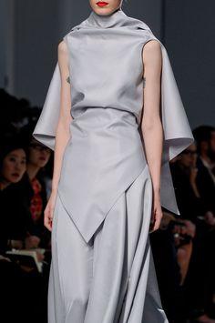 Gareth Pugh at Paris Fashion Week Spring 2013.