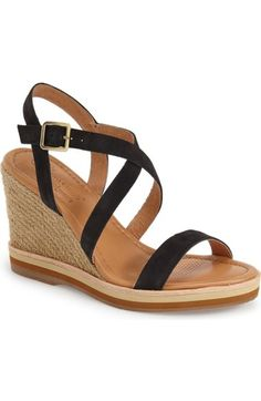 Corso Como 'Gladis' Espadrille Wedge Sandal (Women) available at #Nordstrom