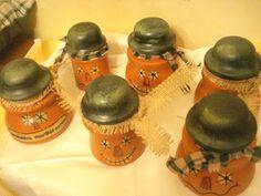 Tolentreasures: insulator pumpkins