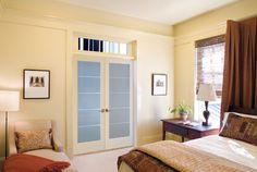 Strada Glass Door modern interior doors