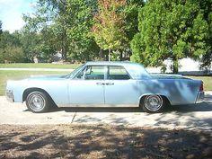 Lincoln : Continental SEDAN 1963 Lincoln Continental Suicide Doors- Runs Strong A True Cruiser - http://www.legendaryfind.com/carsforsale/lincoln-continental-sedan-1963-lincoln-continental-suicide-doors-runs-strong-a-true-cruiser-2/