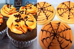 Sweet Alexis Halloween Cupcakes and Cookies Giveaway (Vegan & Allergy-Friendly) #halloween
