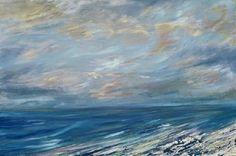 Artwork >> Scott Andrew Spencer >> Little Beach, Maui (SOLD)  #artwork, #masterpiece, #painting, #contemporary, #art