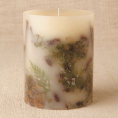 Rosy Rings Forest Botanical Candle, A Best Selling Candle! Pine Tree Scented Candle, Pine Scented Candle, Holiday Candles