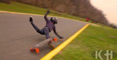 Stokem Downhill Longboard Race 2011