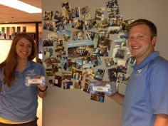 Rover Collage! A little history of how far we've come. #RoverTown #office #STL #college #discounts