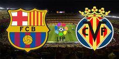Watch Barcelona vs Villarreal - LaLiga Santander 2017- live stream free on 6-May-2017.