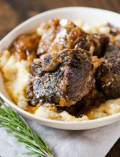 Short ribs are the quintessential caveman cut, straight out of Fred Flinstone's larder, with their hunks of rich meat on the bone, looking primal and carnivore-ready