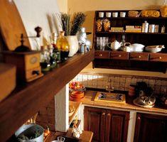 Stile Giulia i modelli di cucine su misura