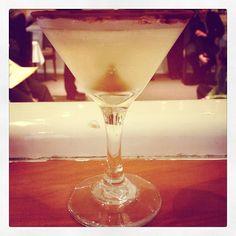 Receta de martini de chocolate mejorada.