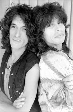 ~The Toxic Twins; Joe Perry & Stephen Tyler- ~*Aerosmith Rocks Regardless!                                                                                                                                                      More