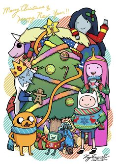 http://adventure-time-club.deviantart.com/art/A-Late-Christmas-Greeting-423793048