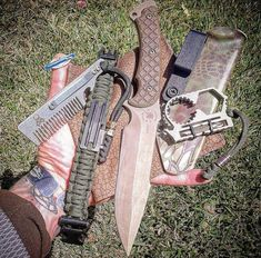 Now that's how you EDC!