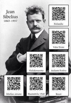 Sibelius Qr-koodein/ Fb Alakoulun aarreaitta
