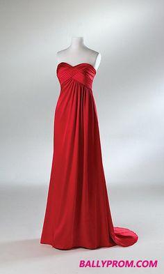 looove my georgia red Prom Dresses Blue, Strapless Dress Formal, Evening Dresses, Bridesmaid Dresses, Formal Dresses, Dress Prom, Cocktail, Satin, Red Gowns