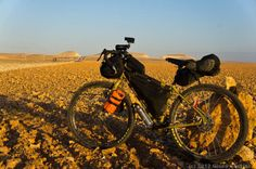 Bikepacking Style Touring: Making Do On A Budget   Salsa Cycles