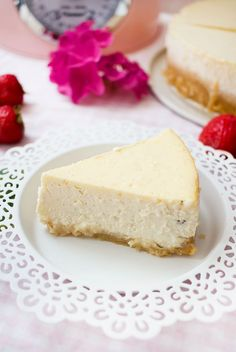 Der beste low carb New York Cheesecake – Low Carb Köstlichkeiten