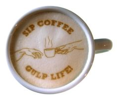 3ders.org - The Ripple Maker combines inkjet and 3D printing to print any imagine in coffee foam | 25/6/15