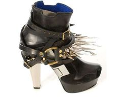 34 Hot Buckled Shoes #shoes trendhunter.com