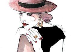 Beautiful! Paper Fashion - Guest Bartender - Shop Jewelry | BaubleBar