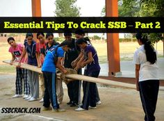 Essential Tips To Crack SSB – Part 2 by www.ssbcrack.com