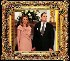 Prince Georg of Prussia, current head of the House of Hohenzollern, and his wife, Princess Sophie of Isenburg.