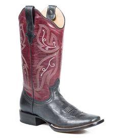 Roper Women's Pop Top Boots
