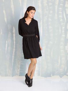 DEBY DEBO Everyday Black Dress