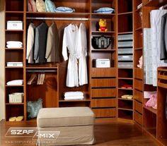 Pojemna garderoba pomieści wszystko co jest potrzebne!  http://www.szafynawymiar.waw.pl/index.php?a=galeria&b=garderoby