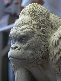 Kong by *MarkNewman on deviantART