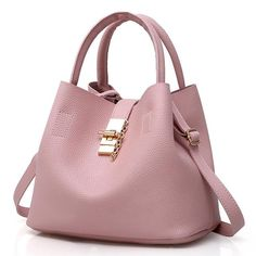 4ca45ed7a360 Aelicy New Large Capacity Women Handbags PU Leather Bags Women Composite Bag  Set Designer High Quality Shoulder Bag Vintage