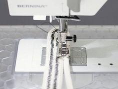 DIY-Anleitung: Korbtasche aus einem Seil nähen via DaWanda.com