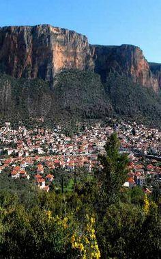 Leonidio, Arcadia (Peloponnese), Greece