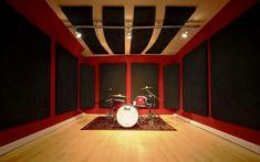 simple rehearsal studio