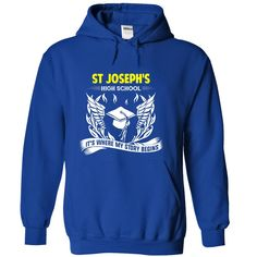St Josephs High School It's Where My Story Begins T-Shirts, Hoodies. Get It Now…