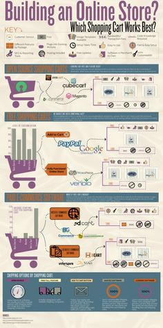 Ecommerce Shopping Carts & Shipping Op...