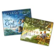 What Is God Like?/What Is Heaven Like? 2 Books   -   By: Beverly Lewis